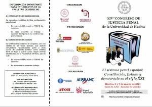 XIV CONGRESO JUSTICIA PENAL HUELVA 1