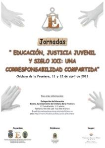 JORNADAS CHICLANA EDUCACION JUSTICIA JUVENIL