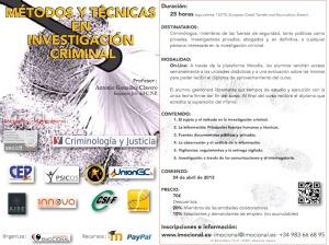 Investigación criminal 001
