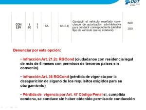 PERMISOS CONDUCIR NO COMUNITARIOS DGT 3