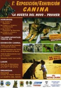 exhibicion caninachiclana