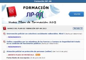 formacion sip-an junio 2013