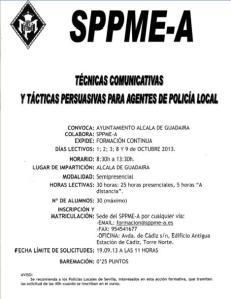 sppme curso tecnicas comunicativas