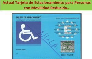 Reportaje sobre Tarjetas de Minusválidos en la Comunidad Autónoma Andaluza.