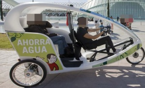 triciclo comercial