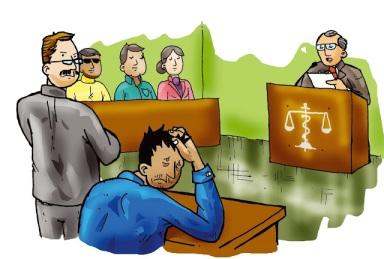 Delito abandono destino omision deber perseguir delitos
