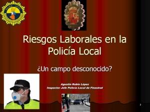 Prevención Riesgos Laborales en la Policía Local ¿Un campo desconocido?
