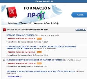 1avance formacion sip an 2014