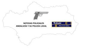MAPA ANDALUCIA Y SU POLICÍA LOCAL