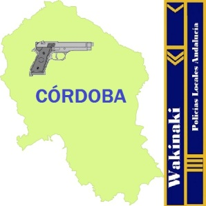 MAPA NOTICIAS POLICIA LOCAL CORDOBA