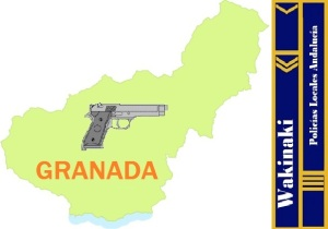 MAPA NOTICIAS POLICIA LOCAL GRANADA