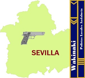 MAPA NOTICIAS POLICIA LOCAL SEVILLA
