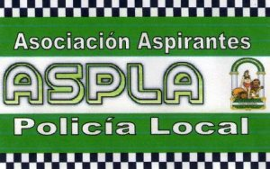 LOGO ASOCIACIÓN ASPIRANTES POLICIA LOCAL ASPLA