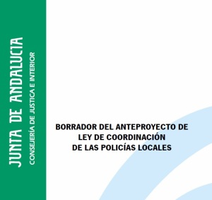 borrador ley coordinación policias