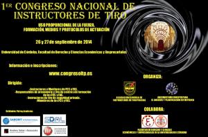 I CONGRESO NACIONAL INSTRUCTORES DE TIRO POLICIAL