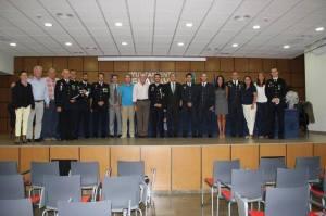 Entrega de Medallas y felicitaciones a miembros de la Policía Local de Benahavís