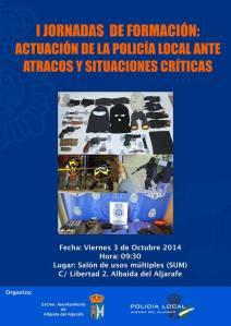 JORNADAS DE FORMACIÓN ATRACOS