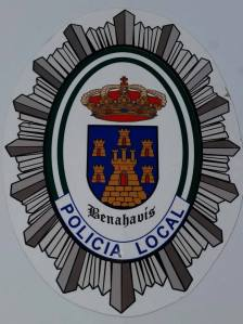 LOGO POLICIA LOCAL BENAHAVIS