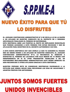 CARTEL SENTENCIAS